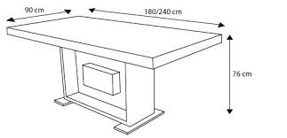 table a manger hauteur | Furniture ideas | Pinterest | Taupe and ...