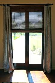 curtain rod over vertical blinds curtains over sliding glass doors medium size of traverse adjule curtain