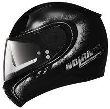 Nolan N87 Fulgor N Com Full Face Black Orange Unisex Nolan