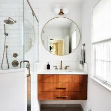 Cozy eclectic bathroom vanity designs ideas using wood Farmhouse Houzz Bathroom Ideas Design For 2019 Houzz