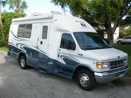 2002 ford coach house platinum cl c