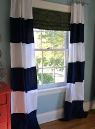 navy and white striped curtains large size of radiant classic bedroom navy blue horizontal striped curtains