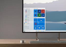 Microsoft Menu This Redesigned Windows 10 Start Menu Is A Big Improvement