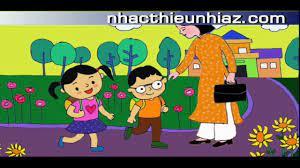 Hoa trường em (HINH MINH HOA THEO LOI BAI HAT) - YouTube