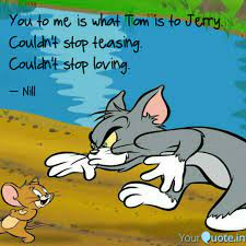 Tom and Jerry Time Quote (Page 1) - Line.17QQ.com