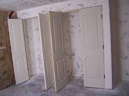double prehung closet doors design