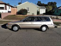 "Great 1991 Toyota Camry LUXURY EDITION ""NO RESERVE"" GRANDMA'S ..."