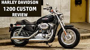 harley davidson 1200 custom review test drive quikrcars youtube