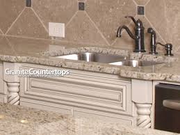 Backsplash For Santa Cecilia Granite Countertop Mesmerizing Granite Countertops Kitchen Designer Deisgn Your Kitchen Online