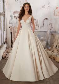 Marina Wedding Dress Style 5501 Morilee