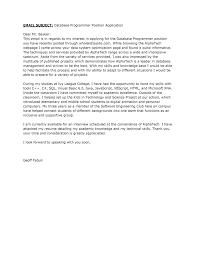 Cover Letter Phdn Computer Science For New Graduate Internship