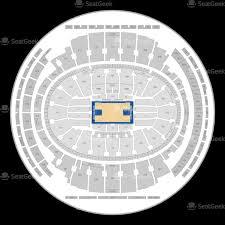 New York Knicks Seating Chart Map Seatgeek Madison Square