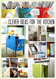 Organization Ideas For The Kitchen The 40th AVENUE Stunning Kitchen Organization Ideas
