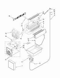 Kenmore elite refrigerator parts diagram lively amana refrigerator amana refrigerator diagram amana parts diagram