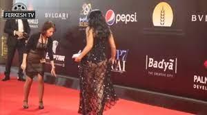فيديو جديد لفستان رانيا يوسف المثير للجدل - YouTube