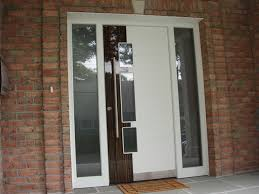 white entry doors with sidelights. Unique White Front Door With Sidelights Doors Entry U