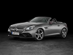 Mercedes-Benz revives SLK compact roadster, now known as the SLC