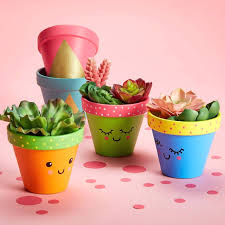 Designs For Flower Pot Painting Painting Clay Pots Aishadesign Co