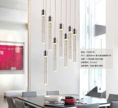 modern contemporary pendant lighting. Aliexpress.com : Buy Contemporary Pendant Lights Modern LED Bubble Crystal  Light Minimalist Fashion Hanging Creative Dinning Room Bar Lamp From Modern Contemporary Pendant Lighting
