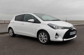 Toyota Yaris Hybrid: Half-pint composite for the urban jungle ...
