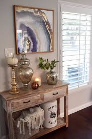 how to decorate a console table. 1000 Ideas About Entryway Console Table On Pinterest How To Decorate A 1