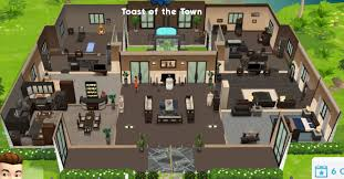 The Sims Mobile Home Design Sims Mobile House Design Sims Simsmobile Simshousedesign