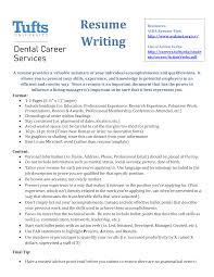 curriculum vitae for internship dental internship curriculum vitae templates at