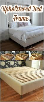 DIY Bed Ideas To Make Your Bedroom Fabulous
