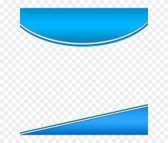 vector blue banner art banner
