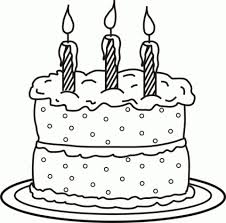 Small Picture Get This Free Birthday Cake Coloring Pages to Print 39122