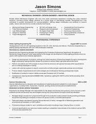Aviation Electronics Technician Resume Professional Template 14 Best