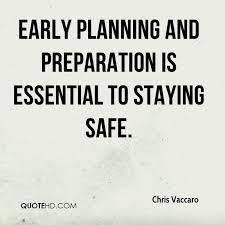 Preparation Quotes Impressive Chris Vaccaro Quotes QuoteHD