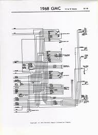 63 chevy truck turnsignal on a 66 gmc 1 2 truck which wires here is the wiring diagram for 1968 gmc