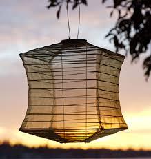japanese outdoor lighting. Soji Silk Effects Square Solar Lantern - Bronze Brown Japanese LED Outdoor  Lighting Japanese Outdoor Lighting T