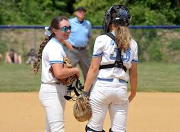 Softball: No. 5 Notre Dame tops Immaculata - South Jersey Non ...