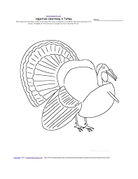 turkeyadjectives animal writing worksheets at enchantedlearning com on the most dangerous game worksheet