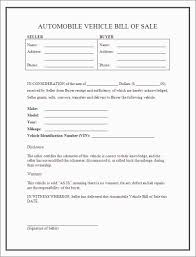 009 Vehicle Bill Of Sale Template Word Ideas Free Admirable