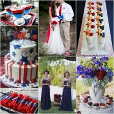 Brilliant July Wedding Ideas July 4th Wedding Ideas Hotref Party Gifts