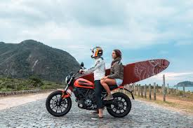 ducati scrambler sixty2 is the perfect motorcycle for beginners