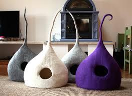 modern pet furniture. Unique-cat-pet-furniture-design-bedding Modern Pet Furniture