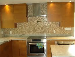 Kitchen Backsplash Glass Tile Brown KitchenAgreeable Glass Mosaic