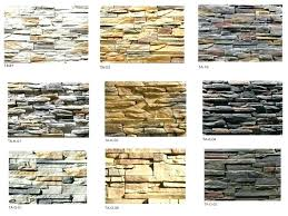 fake stone panels plastic brick wall wall decorative plastic stone panels fake stone wall photo of