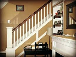 Image Paint Colors Stairwell Half Wall Ideas Half Wall Staircase Stair Railings And Half Walls Ideas Basement Masters Decorating Stairwell Half Wall Ideas Slovakianinfo Stairwell Half Wall Ideas Open Stairwell Half Wall Living Room Half
