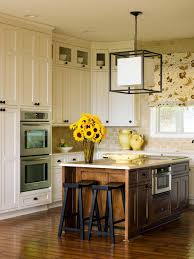 Of Kitchen Floors Oak Kitchen Cabinets Pictures Ideas Tips From Hgtv Hgtv