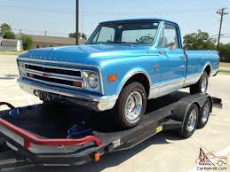 Custom Chevy C10 Truck