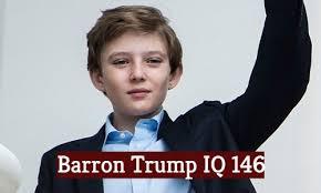 「Barron trump」の画像検索結果