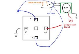 hvac condenser fan wiring wiring diagram library ac compressor wiring diagram help with condensor fan wiring zilvia net forums nissan 240sx hvac compressor fan motor hvac condenser fan wiring