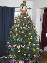 Starman Tree Topper  Super Mario Bros Mario Bros And NintendoSuper Mario Christmas Tree
