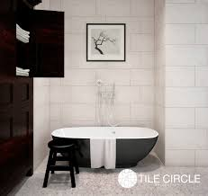 Grey Tiles Lead the Way - Tile Circle