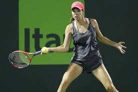 Danielle rose collins is an american professional tennis player. Qualifier Danielle Collins Topples Idol Venus To Reach Miami Semis